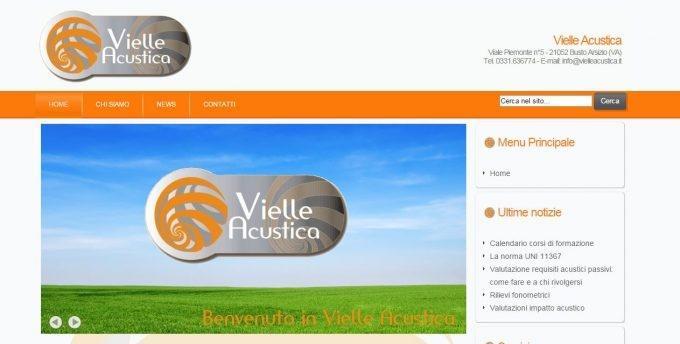 Vielle Acustica – Consulenza e formazione inquinamento acustico e ambientale