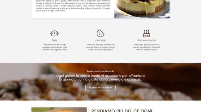 Pasticceria Milky – Pasticceria artigianale Gallarate