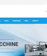 Cofilimacchine – Macchine per cavi – Assistenza Komax
