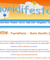 Fuori di Festa – Addobbi e articoli per feste – Busto Garolfo