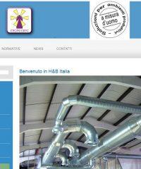 H&B Italia – Hermes & Berma – Aspiratori industriali