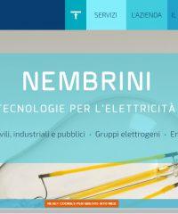 Nembrini Srl – Energie alternative – Impianti elettrici civili, industriali e pubblici