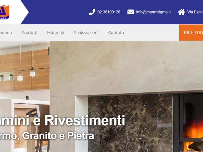 Sigma – Pavimentazioni in marmo granito e pietra
