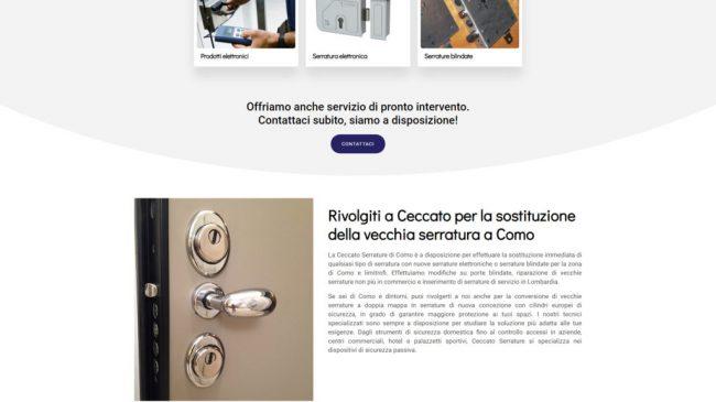 Ceccato Serrature – Serrature di sicurezza Como