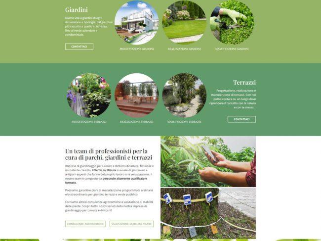 Il Verde su Misura – Impresa di giardinaggio Lainate