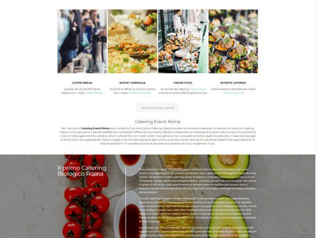 Catering Roma – Cucina e Cultura