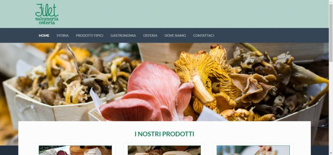 Salumeria Filet – Osteria – Ristorante per eventi