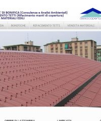 Edil Forniture – Bonifiche ambientali – Rifacimento tetti e Vendita Materiali