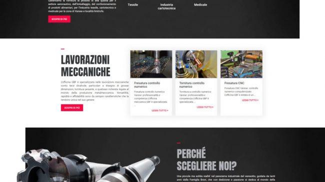 Officina Meccanica GFB – Varese