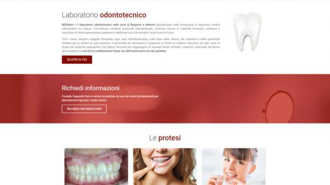 NESIdent – Studio Odontotecnico Bergamo